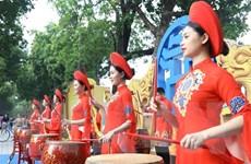 Tuần văn hóa chào mừng đại lễ 1010 năm Thăng Long-Hà Nội