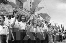 [Photo] Hà Nội ngày trở về - Thủ đô bước sang trang sử mới