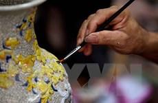 Nghề dát quỳ vàng Kiêu Kỵ - làng nghề có một không hai ở Việt Nam