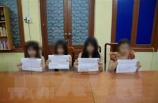Tuyên Quang: Tú bà 22 tuổi điều hành đường dây bán dâm liên tỉnh