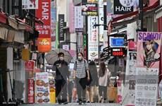 Nhật-Hàn nối lại hoạt động đi lại cho giới doanh nghiệp từ ngày 8/10