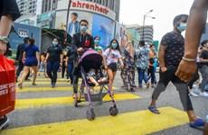 Malaysia: Số ca mắc COVID-19 do lây nhiễm cộng đồng tăng cao kỷ lục
