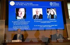 Giải Nobel Vật lý 2020 tôn vinh nghiên cứu về hố đen vũ trụ