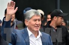 Kyrgyzstan: Người biểu tình phóng thích cựu Tổng thống Atambayev