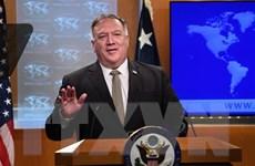 Ngoại trưởng Mỹ tới Nhật Bản tham dự hội nghị của 'Bộ Tứ kim cương'