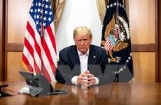 Tổng thống Donald Trump xuất viện sau ba ngày điều trị bệnh COVID-19