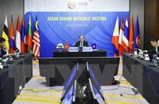 Thứ trưởng Nguyễn Quốc Dũng chủ trì Hội nghị quan chức cao cấp ASEAN
