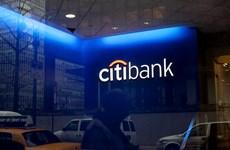 Mỹ phạt Citibank 400 triệu USD do yếu kém trong quản lý rủi ro