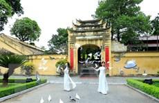 [Photo] Đến thăm Hoàng thành Thăng Long trong những ngày Thu