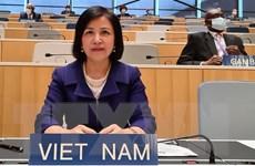 Hội đồng Nhân quyền: Đoàn Việt Nam tích cực tham gia xây dựng văn kiện