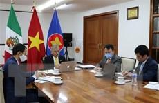 Việt Nam-Mexico tăng cường xúc tiến thương mại trong khuôn khổ CPTPP