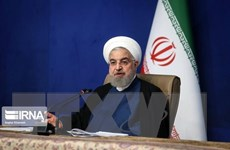 Tổng thống Iran Hassan Rouhani chỉ trích lệnh trừng phạt mới của Mỹ