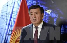 Tổng thống Kyrgyzstan ban bố lệnh tình trạng khẩn cấp ở thủ đô