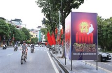 Dấu ấn nổi bật của Đảng bộ thành phố Hà Nội trong chặng đường 5 năm
