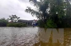 Công điện của Thủ tướng về công tác ứng phó với mưa lũ miền Trung