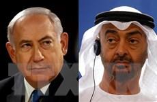 UAE và Israel thảo luận về tăng cường quan hệ song phương