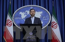Iran chỉ trích Mỹ tìm cách gia hạn lệnh cấm vận vũ khí của LHQ
