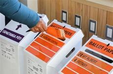 Hơn 1 triệu cử tri New Zealand đi bỏ phiếu sớm để bầu cử Quốc hội