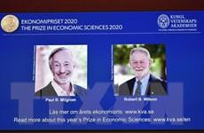Tìm hiểu về thuyết đấu giá đoạt giải Nobel kinh tế 2020