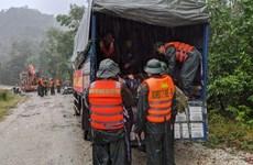 Thủ tướng chỉ đạo khắc phục sạt lở đất ở Thừa Thiên-Huế