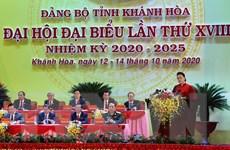 'Khánh Hòa cần phấn đấu là trung tâm kinh tế động lực của vùng'