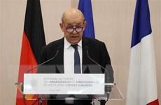 Ngoại trưởng Pháp cảnh báo về khả năng Brexit không thỏa thuận