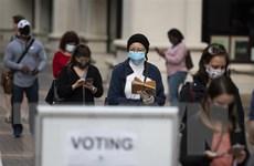 Bầu cử Mỹ 2020: Hơn 14 triệu cử tri Mỹ đã bỏ phiếu sớm