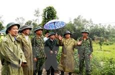 Trưởng ban Tổ chức TW Phạm Minh Chính làm việc tại Thừa Thiên-Huế