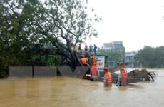 Thừa Thiên-Huế: Tìm thấy thi thể nữ nạn nhân mất tích do mưa lũ