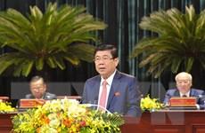 Thành phố Hồ Chí Minh điều chỉnh một số chỉ tiêu phát triển