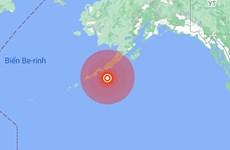 Động đất 7,5 độ rung chuyển Alaska, Mỹ kích hoạt cảnh báo sóng thần