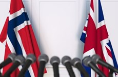 Na Uy và Anh thông báo ký kết thỏa thuận thương mại tạm thời