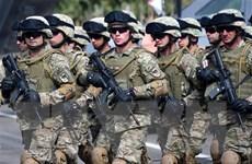 10 quốc gia thành viên đạt mục tiêu chi tiêu quốc phòng của NATO