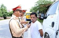 Phát hiện nhiều lái xe dương tính với ma túy, vi phạm nồng độ cồn