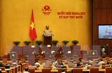 Thảo luận về dự án luật sửa đổi, bổ sung luật phòng chống HIV/AIDS