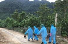 Triển khai lực lượng tìm kiếm công nhân tại thủy điện Rào Trăng 3