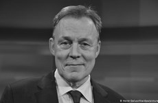 Phó Chủ tịch Quốc hội Đức Thomas Oppermann bất ngờ qua đời