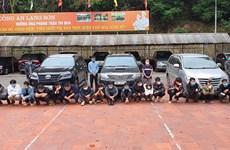Phát hiện 20 người nhập cảnh trái phép trên cao tốc Hà Nội-Hải Phòng