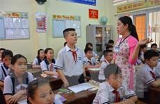 'Cậu bé toán học' Lê Nguyễn Hoàng Nhật Đình ở Cà Mau
