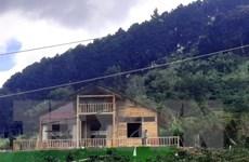 Cận cảnh làng biệt thự ngang nhiên xây dựng trên đất rừng có chủ