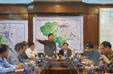 Phó Thủ tướng yêu cầu di chuyển tàu ở vùng nguy hiểm vào nơi an toàn