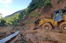 Thông tin mới nhất về vụ sạt lở đất vùi lấp 53 người ở Quảng Nam