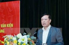 Tập huấn tuyên truyền nội dung dự thảo văn kiện Đại hội XIII của Đảng
