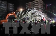 Động đất tại Thổ Nhĩ Kỳ: Chạy đua với thời gian tìm người còn sống sót
