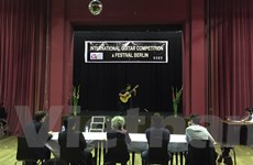 Thí sinh Việt Nam đoạt giải tại Cuộc thi Guitar quốc tế Berlin 2020