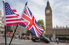 Anh và Mỹ tin tưởng đàm phán thương mại đang đi đúng hướng