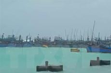 Bão số 10 đi vào đất liền các tỉnh từ Quảng Ngãi đến Khánh Hòa