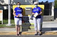 Hơn 95 triệu cử tri Mỹ đi bỏ phiếu sớm trong cuộc bầu cử tổng thống