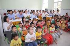 Hình ảnh Lãnh đạo TTXVN thăm và làm việc tại tỉnh Quảng Trị