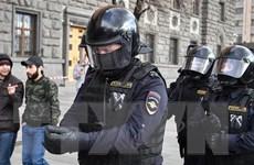 Nga: Một đối tượng bắt cóc con tin tại Moskva dọa gây nổ